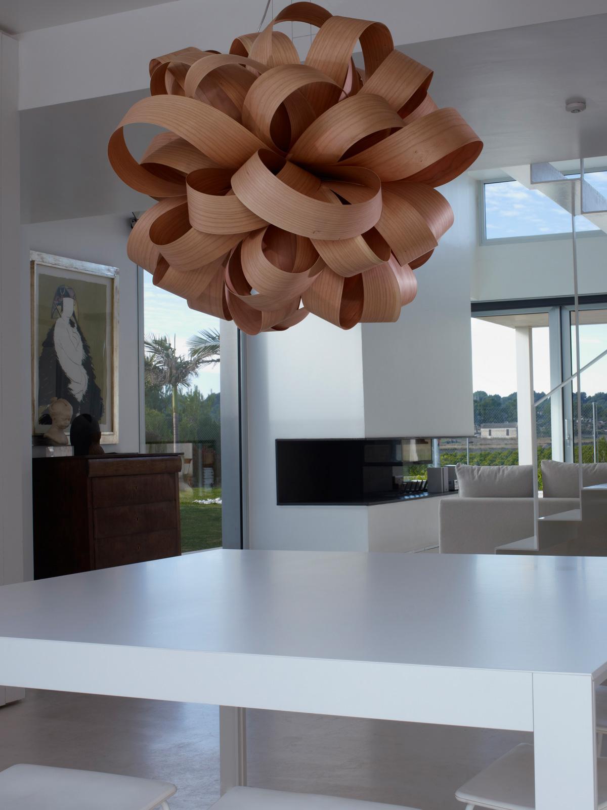 Designerlampen aus nachhaltiger Produktion Agatha Ball