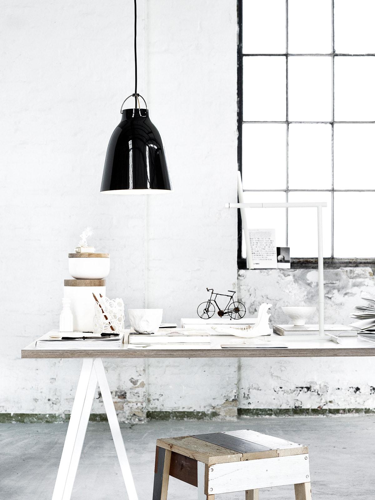 DesignOrt Blog: Moderne Industrieleuchten Caravaggio