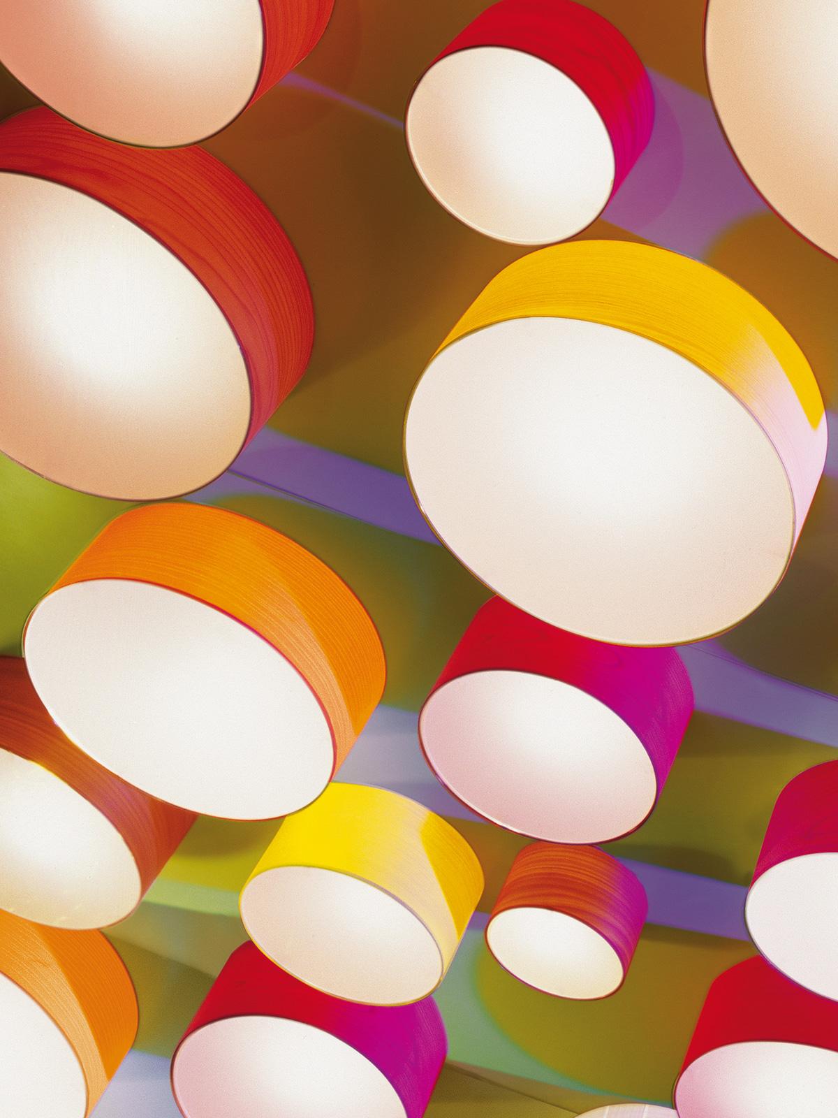 DesignOrt Blog Gea Lampenfamilie Onlineshop Lampenblog Leuchten Wandleuchte oder Deckenleuchte LZF Gea
