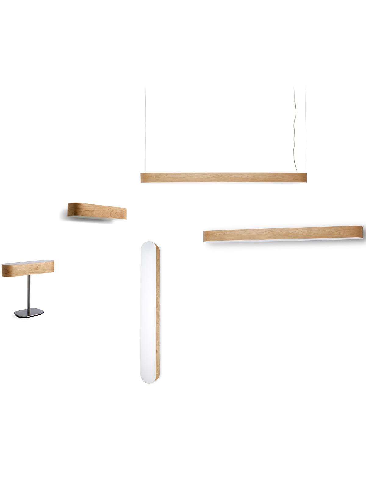 I-Club Leuchtenserie LZF lamps