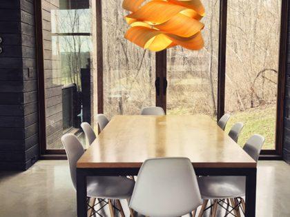 Leuchten aus Holz bei DesignOrt