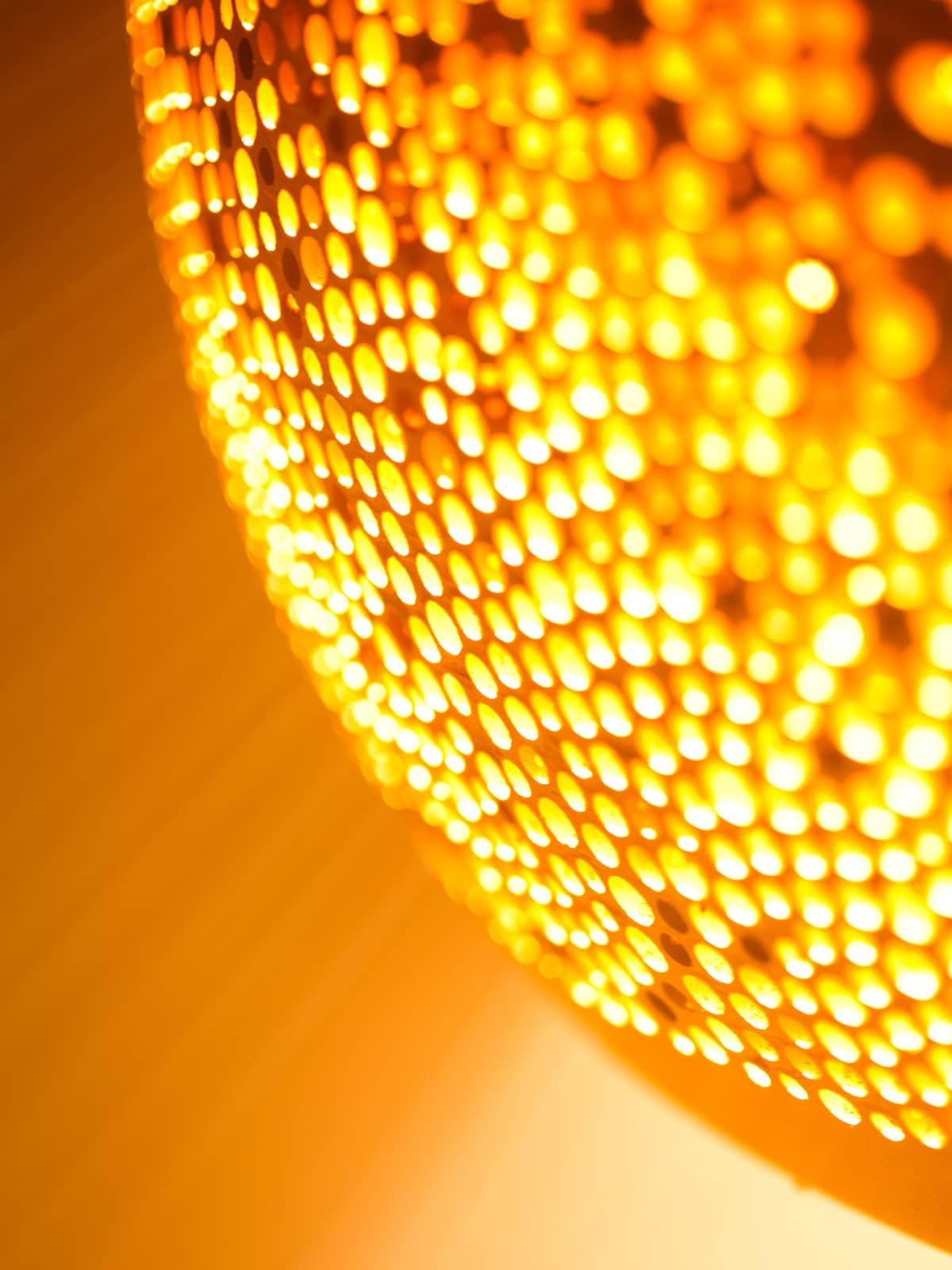 Lampen aus Keramik Pott SpongeUp!