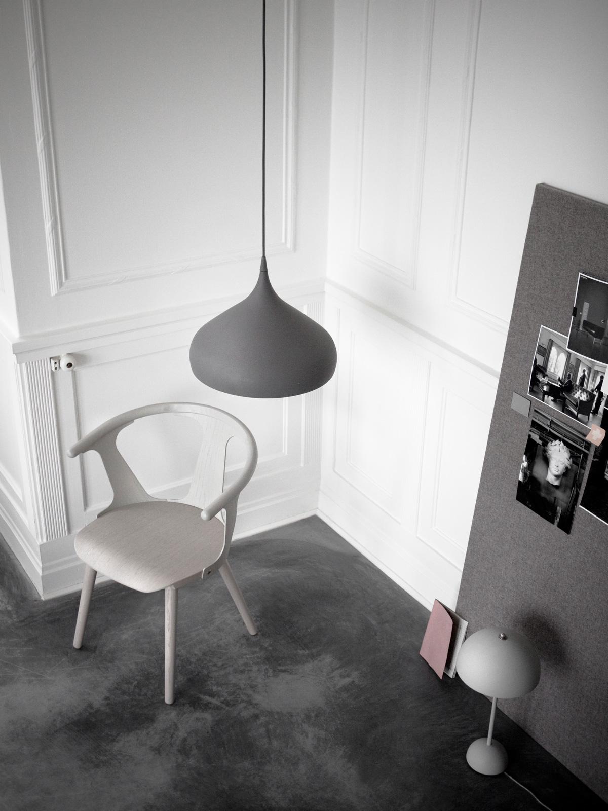 DesignOrt Blog: Die Designwelt von &tradition Spinning Bh2