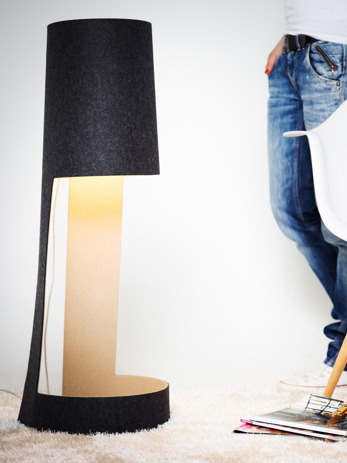 DesignOrt Blog: Trend: Bodenleuchten MIA Domus