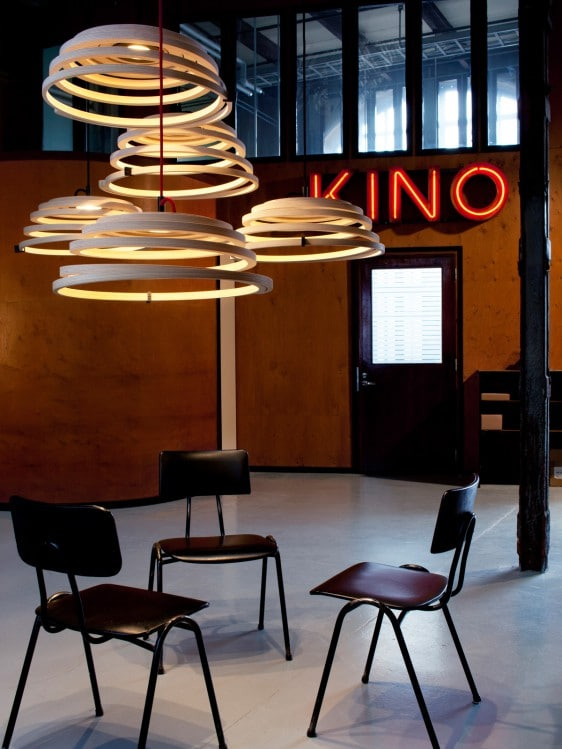 ASPIRO-8000 LED Leuchte Secto Design