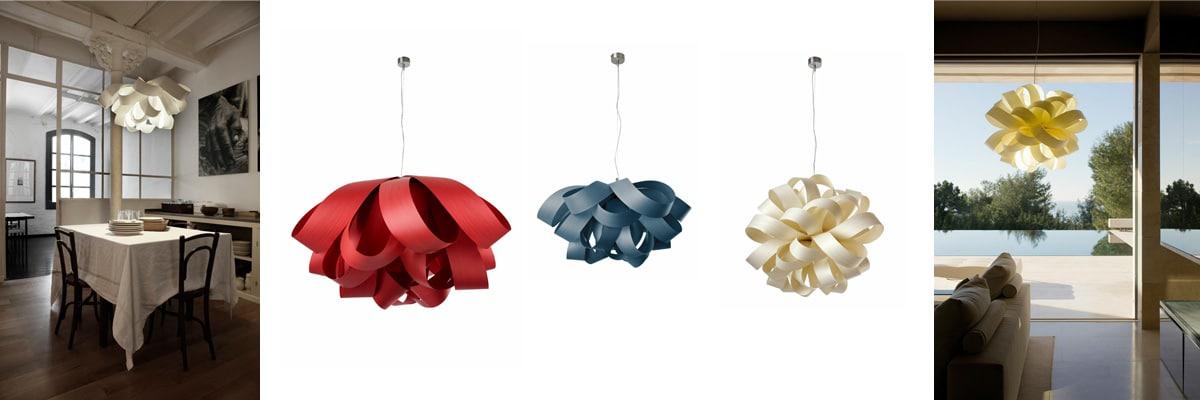 Designerleuchten aus nachhaltiger Produktion LZF Agatha