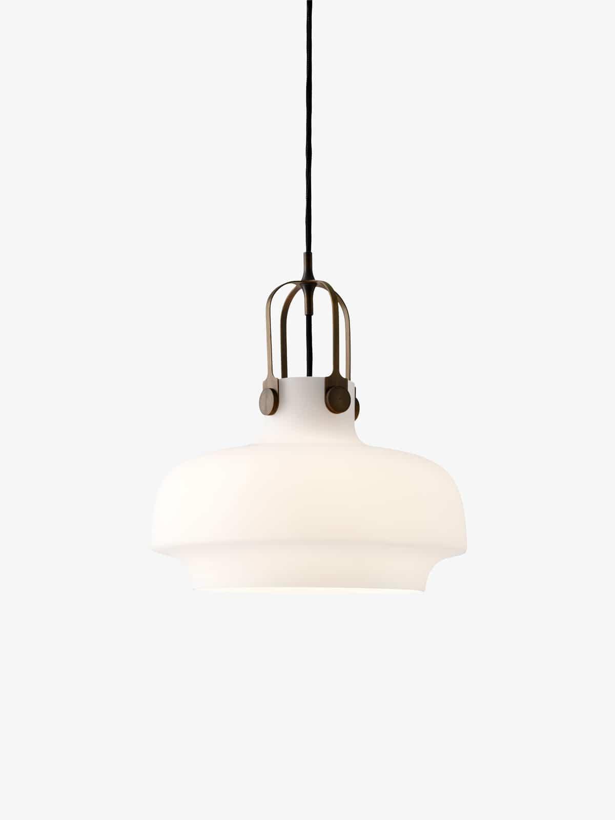 andtradition Copenhagen SC7 opal Glaslampe