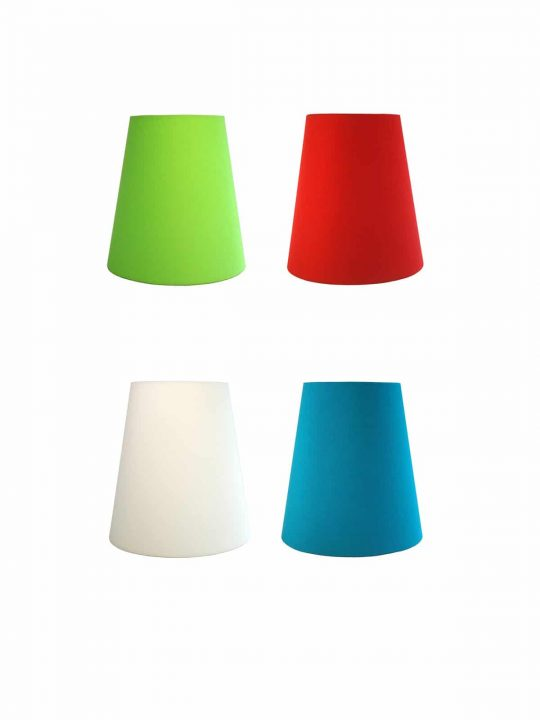 CLIMBING-LAMP-Schirme