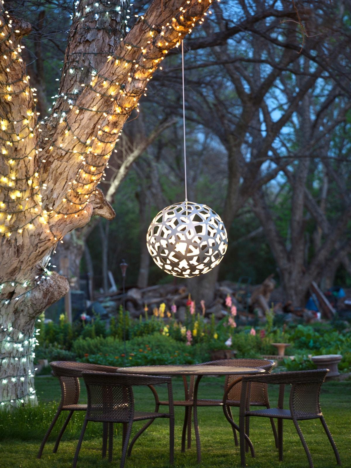 DesignOrt Lampen Blog: Kugelige Pendelleuchten Coral Trubridge