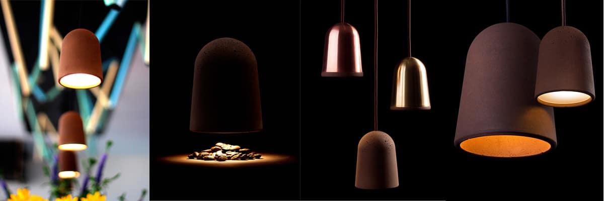 #Decafe #Design #Leuchten aus nachhaltiger Produktion