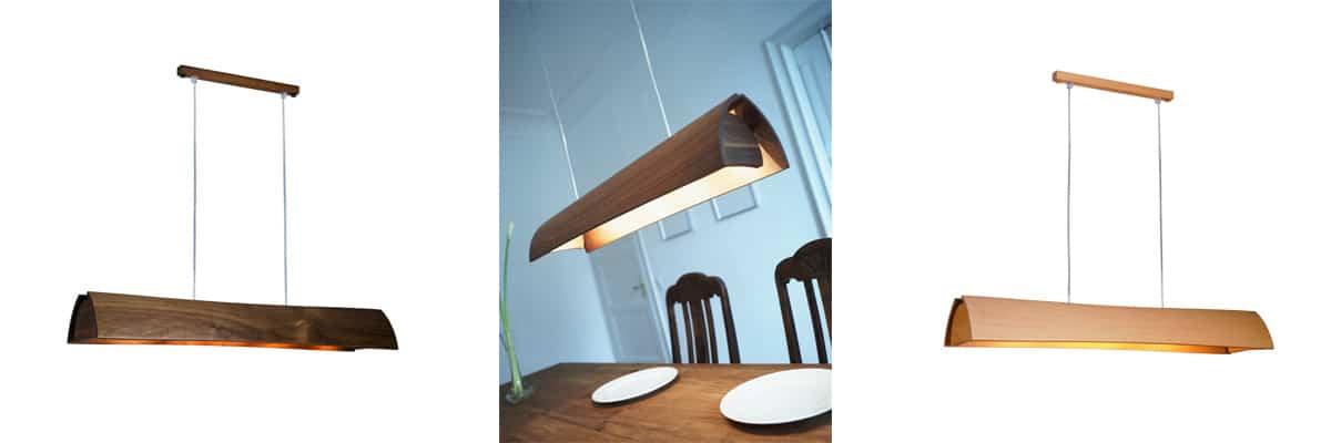 leuchten aus holz teil 1 furnierholzleuchten designort. Black Bedroom Furniture Sets. Home Design Ideas
