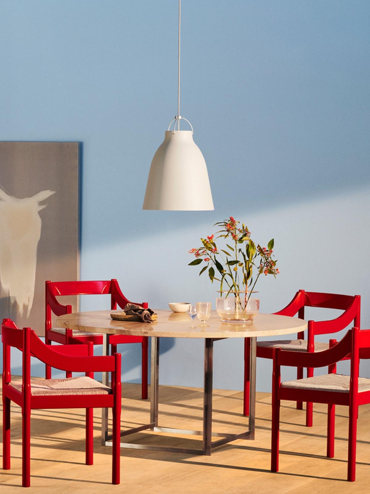 Caravaggio Pendelleuchte Fritz Hansen Leuchte DesignOrt Berlin Onlineshop Lampen