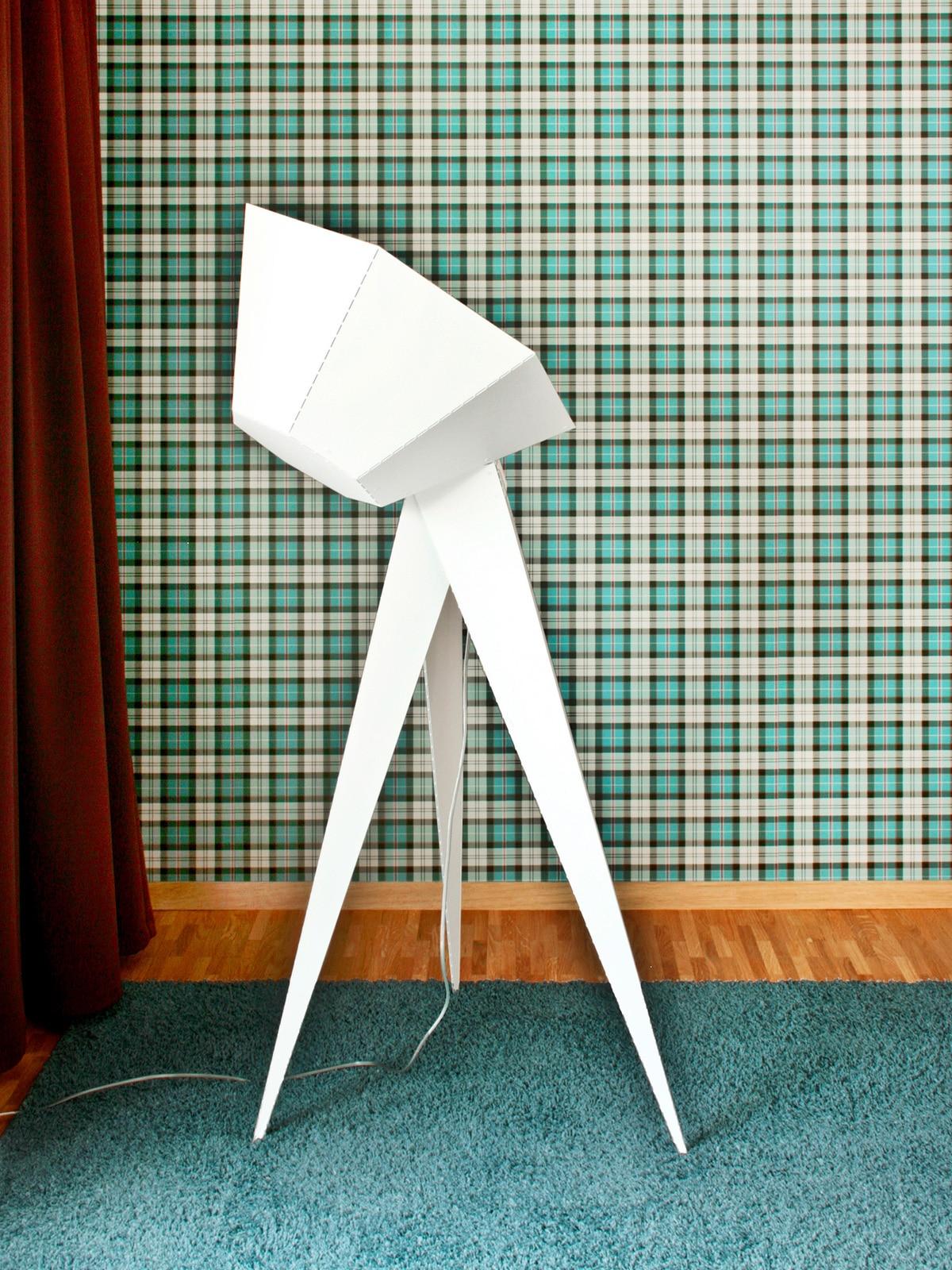 DesignOrt Blog: Dreibeinige Designerleuchten Jean