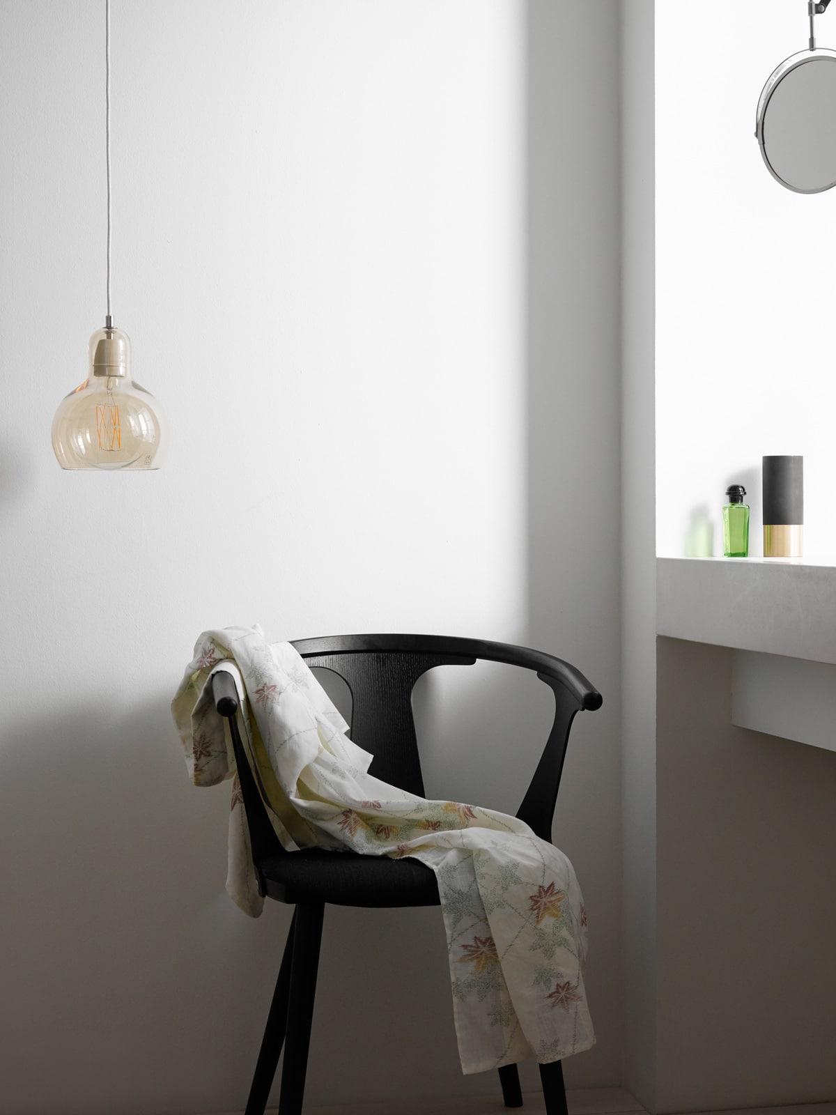 DesignOrt Blog: Kleine Pendelleuchten Mega Bulb SR2 Gold &tradition