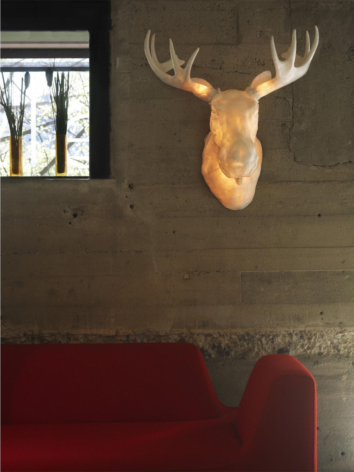 DesignOrt Blog: Wandleuchten X Mal anders Moo Northern Lighting