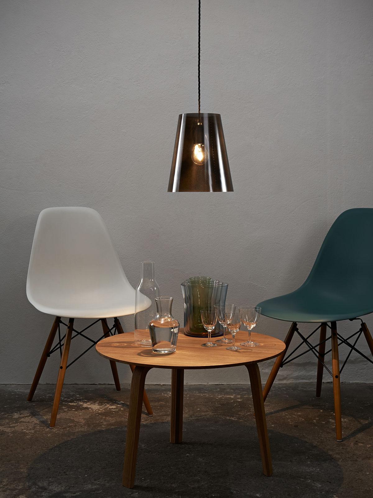 DesignOrt Blog: Designerleuchten aus Deutschland Nyta Fade Designer Hängeleuchte