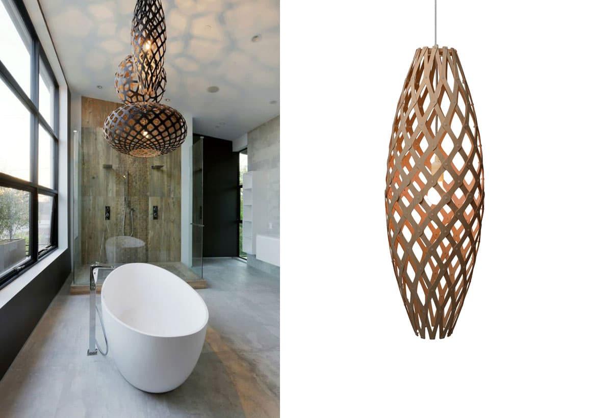 Badezimmerbeleuchtung-David-Trubridge-Design-Holzleuchten