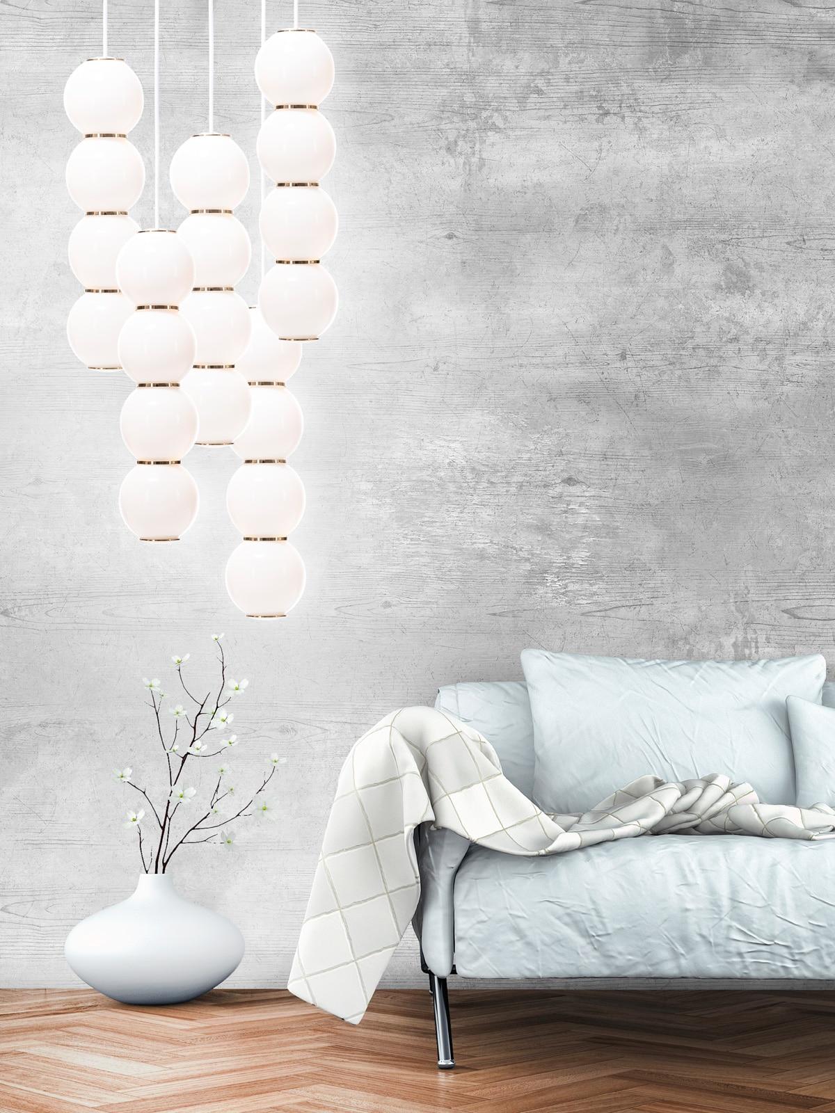 Designort Lampenblog Exklusive Designerleuchten Pendelleuchte Pearls von Formagenda