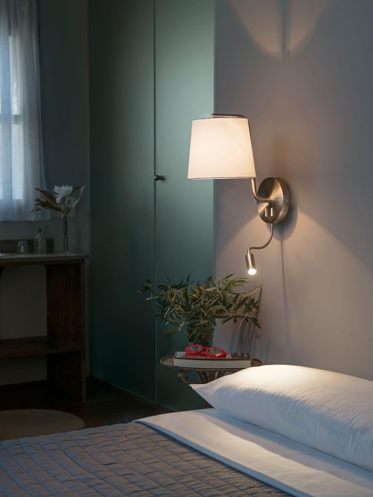 DesignOrt Blog: Designer im Portrait: Nahtrang Berni Wall Reader von Faro