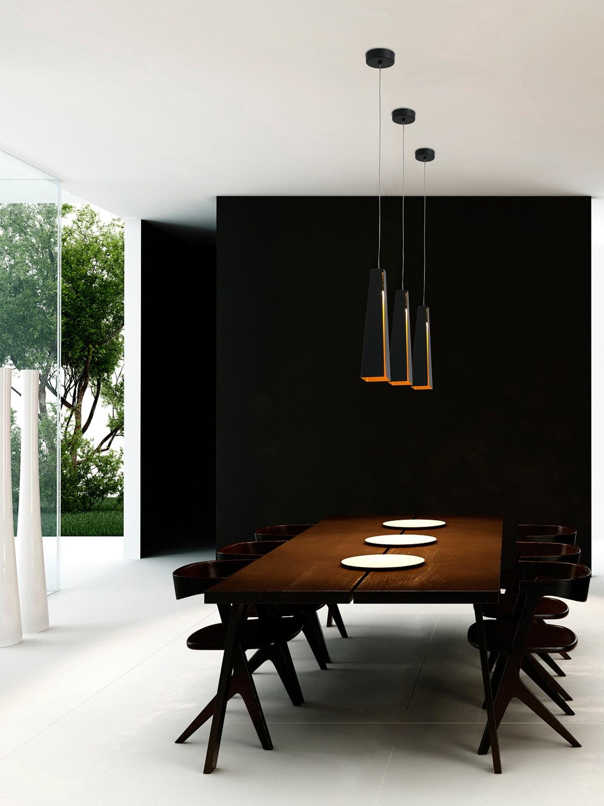 DesignOrt Blog: Designer im Portrait: Nahtrang Pluma LED Leucite von Faro