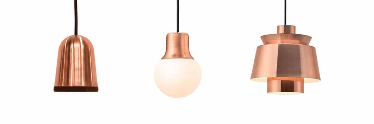 Design lampen klassiker  K wie Leuchten aus Kupfer - Lampen Leuchten Designerleuchten ...