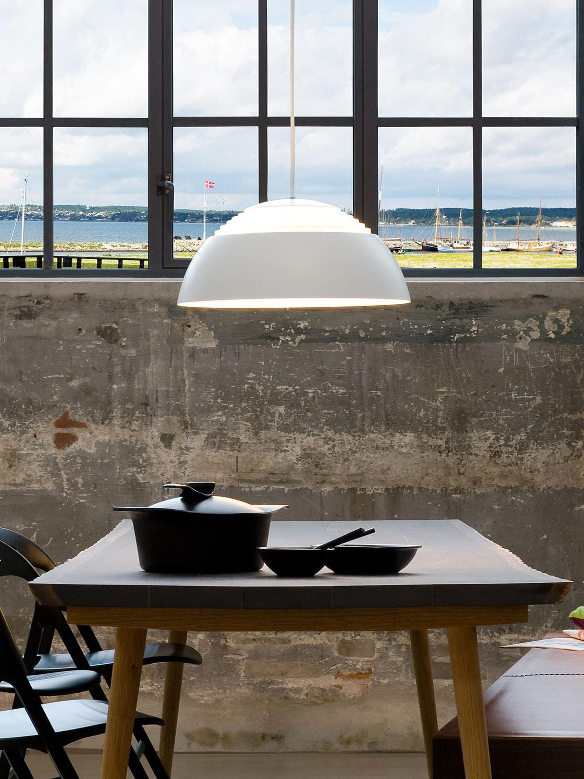 DesignOrt Blog: Designer im Portrait: Arne Jacobsen Pendelleuchte AJ Royal von Poulsen