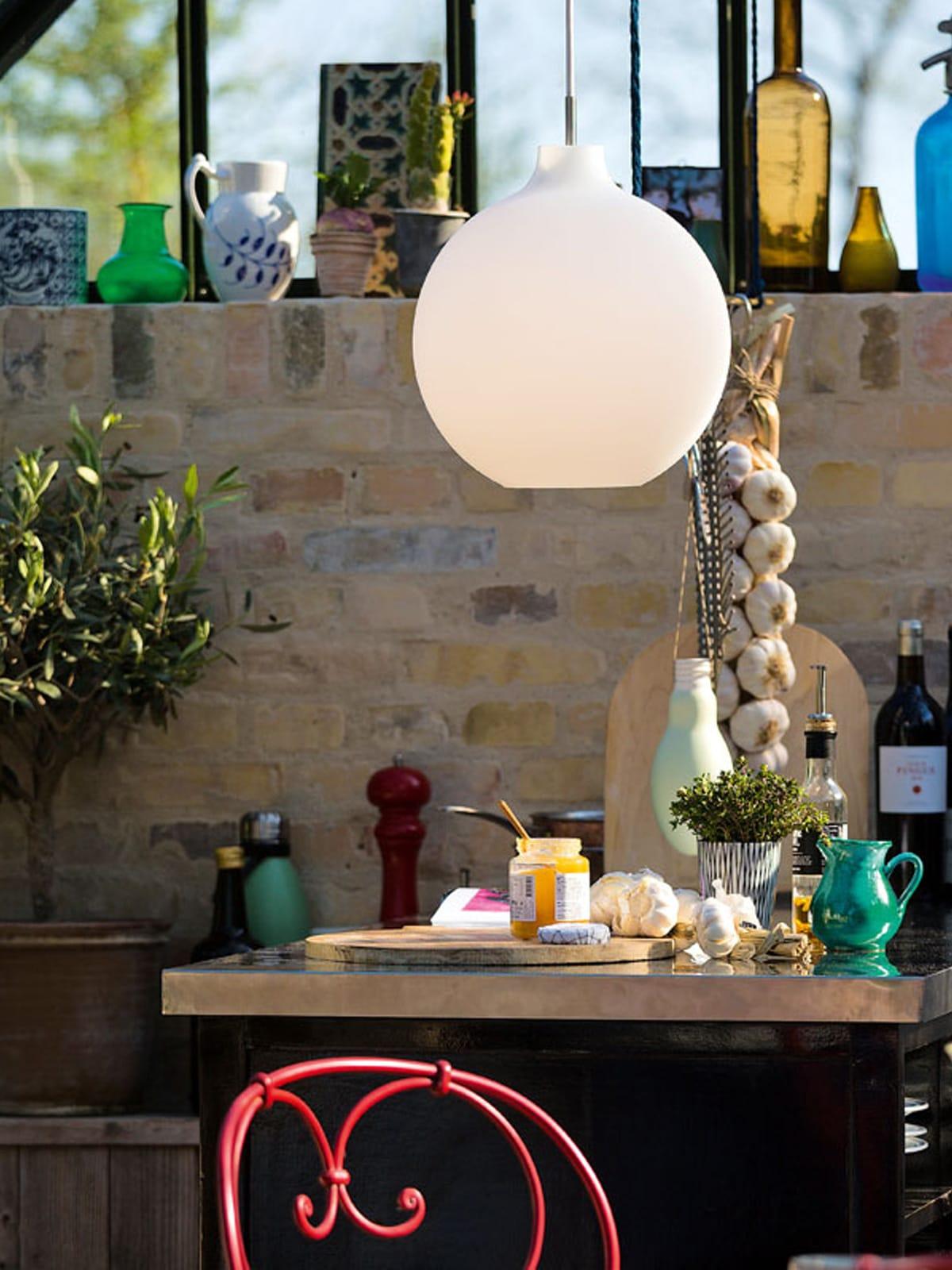 DesignOrt Blog: Louis Poulsen Designerleuchten für Küche und Esszimmer