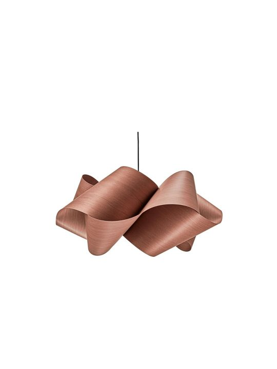 LZF Lamps Swirl SP Lampe Furnierholz Designort