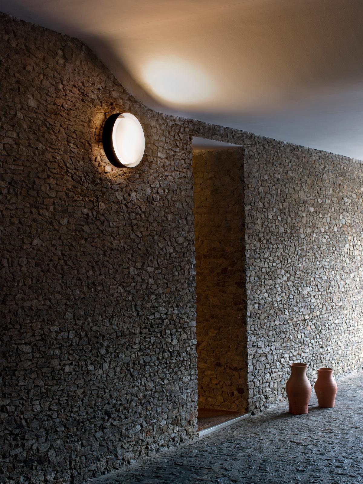 Deckenlampe Wandleuchte Plaff-On! LED Marset Designerleuchte