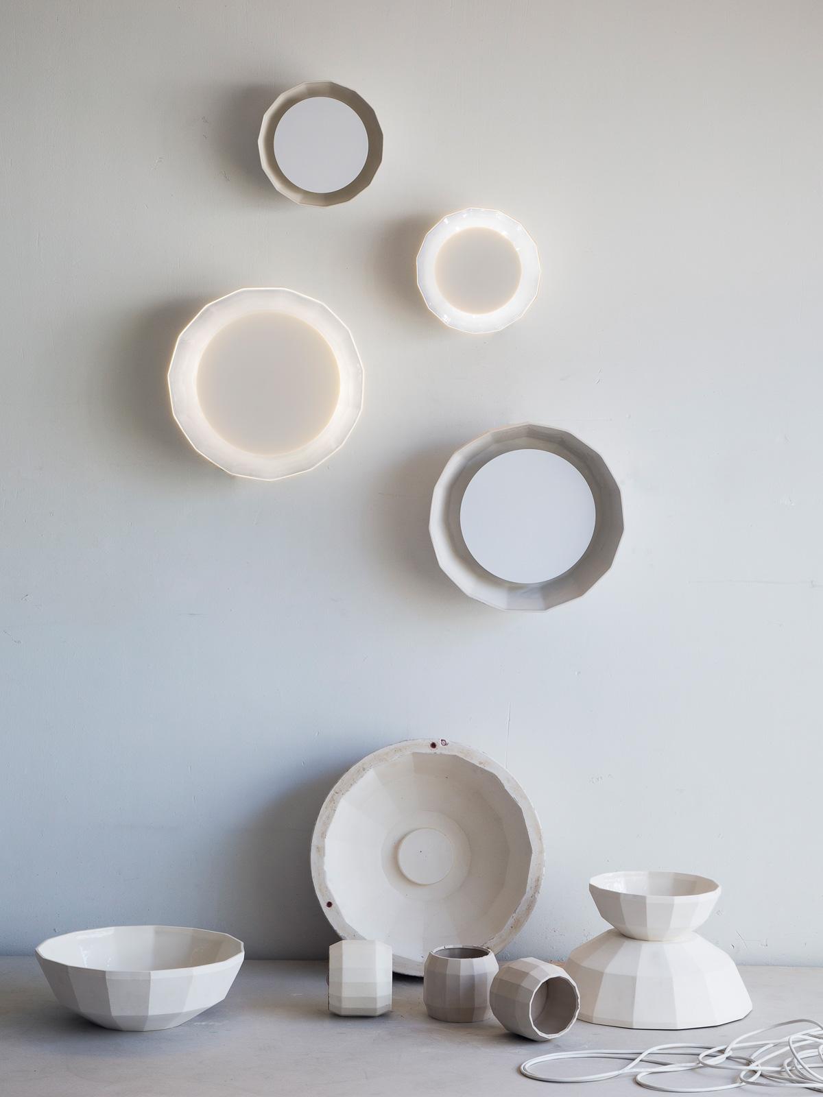 Scotch Club A Wandleuchte Keramik Marset Designort Onlineshop Lampen