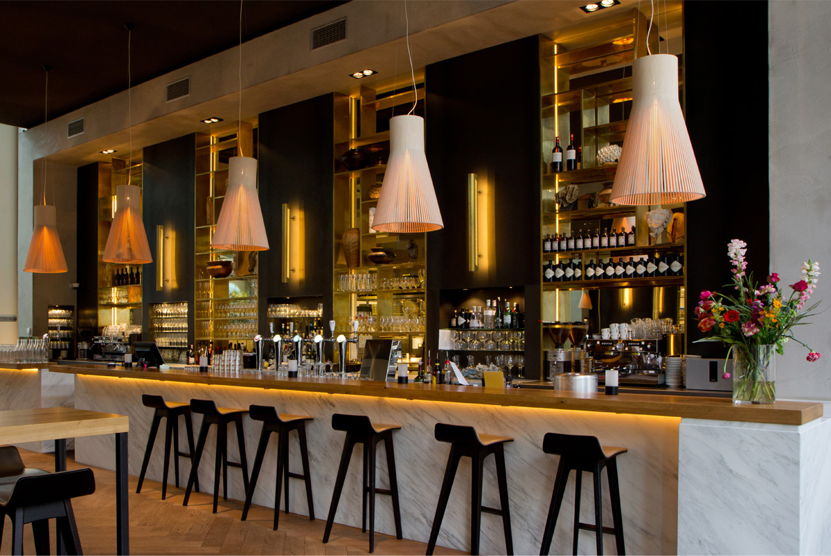 gastronomie beleuchtung teil 2 lampen leuchten designerleuchten online berlin design. Black Bedroom Furniture Sets. Home Design Ideas
