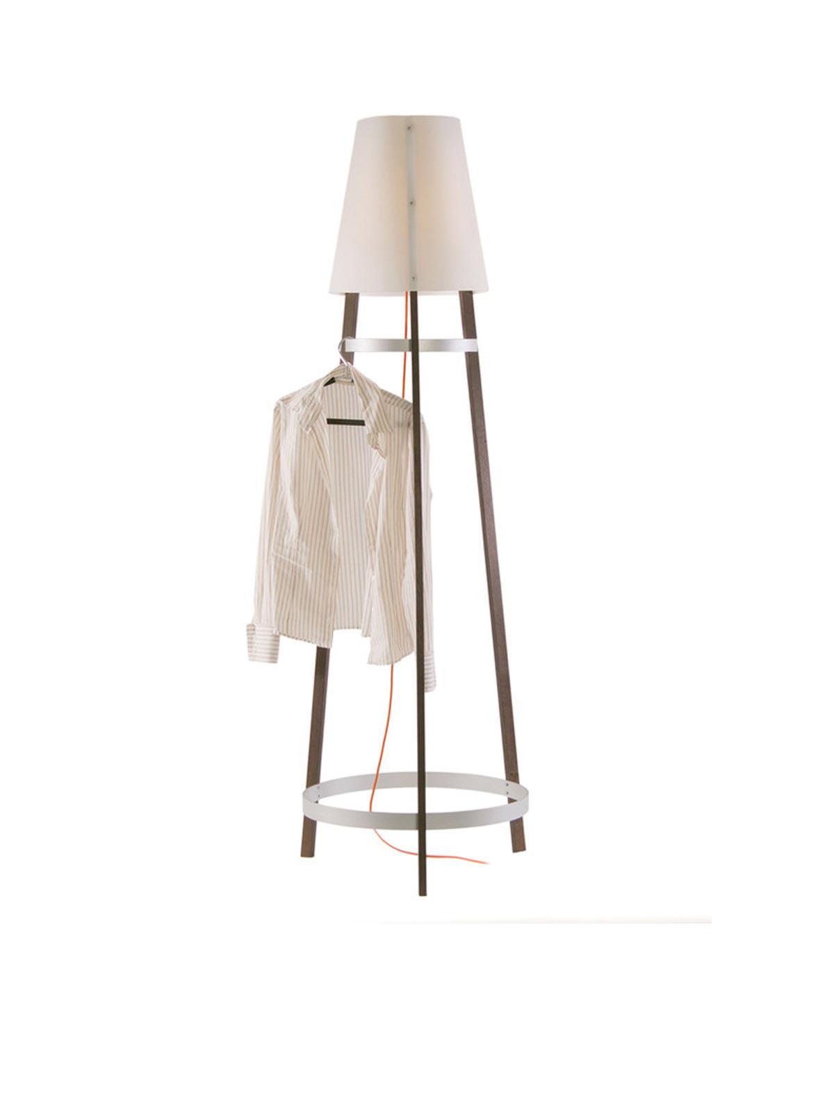 wai ting maron-öl Stehlampe Garderobe Domus Licht DesignOrt Berlin Leuchten