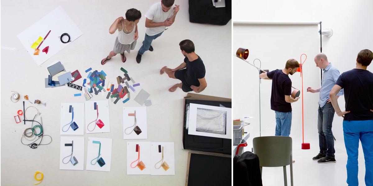 Studio Stefan Diez Rope Trick Making Of