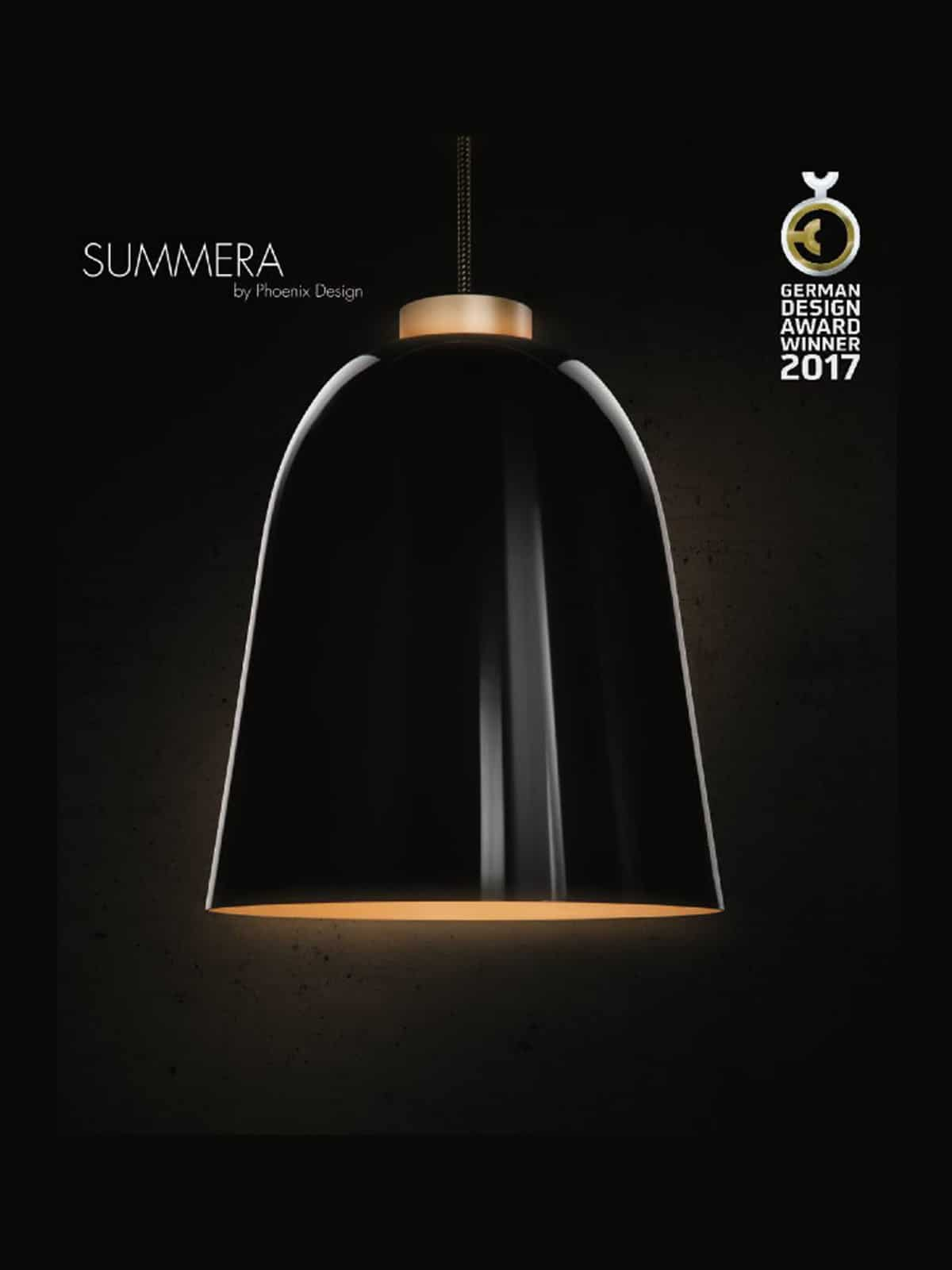 Pendelleuchte SUmmera German Design Award