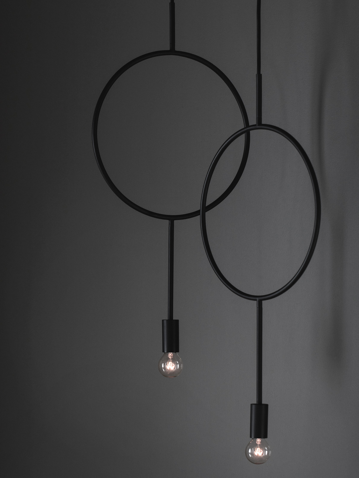 Northern Lighting Circle Lampe bei DesignOrt im Onlineshop