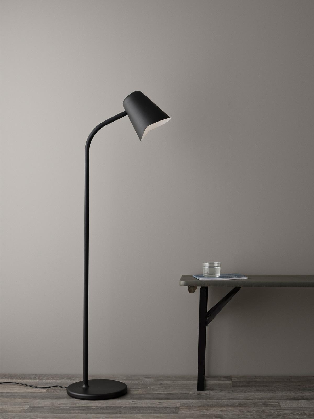 DesignOrt Blog: Best of Designduos Silikon und Stahl Leseleuchte Me Northern Lighting