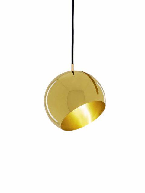 Tilt-globe-Brass