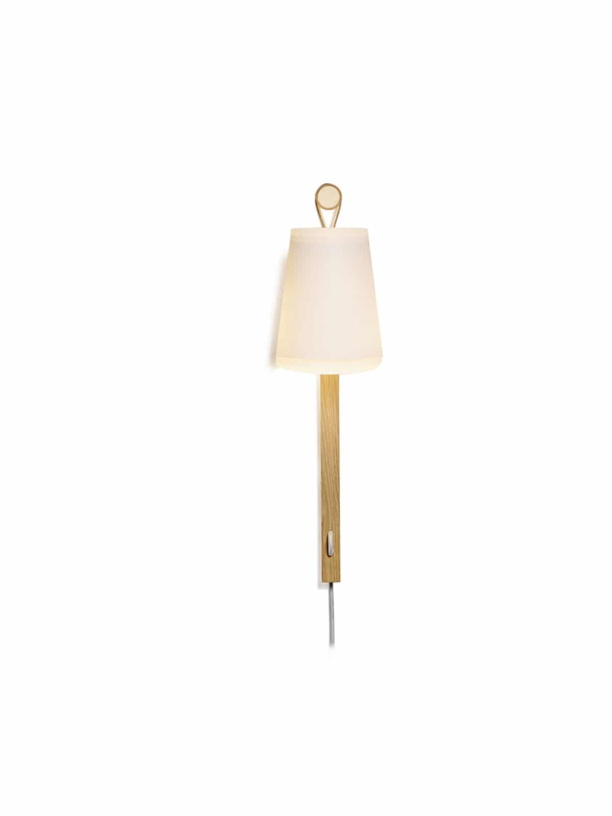 Wandlampe oder Tischleuchte, Fläks von Domus bei DesignOrt Onlineshop