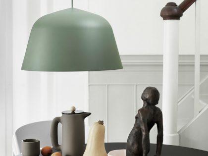 Designerleuchten in Grün