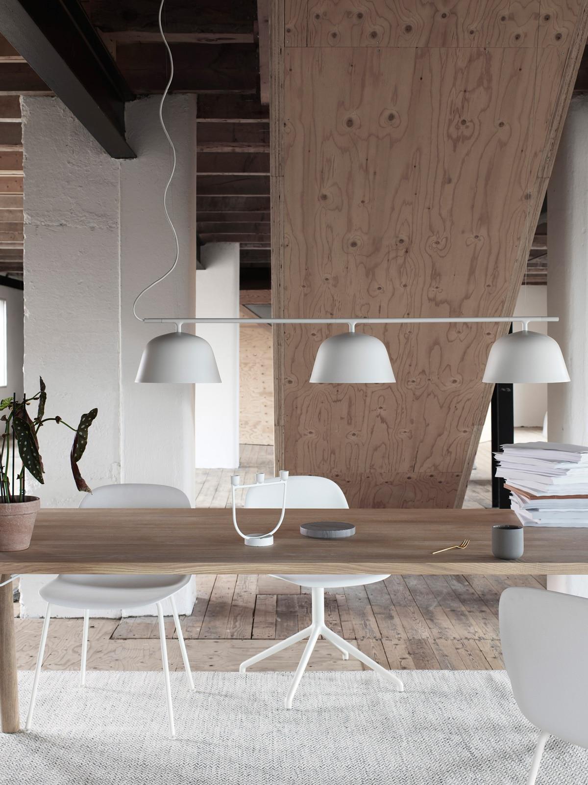 Pendelleuchte Ambitionierten von Muuto neu bei DesignOrt Berlin