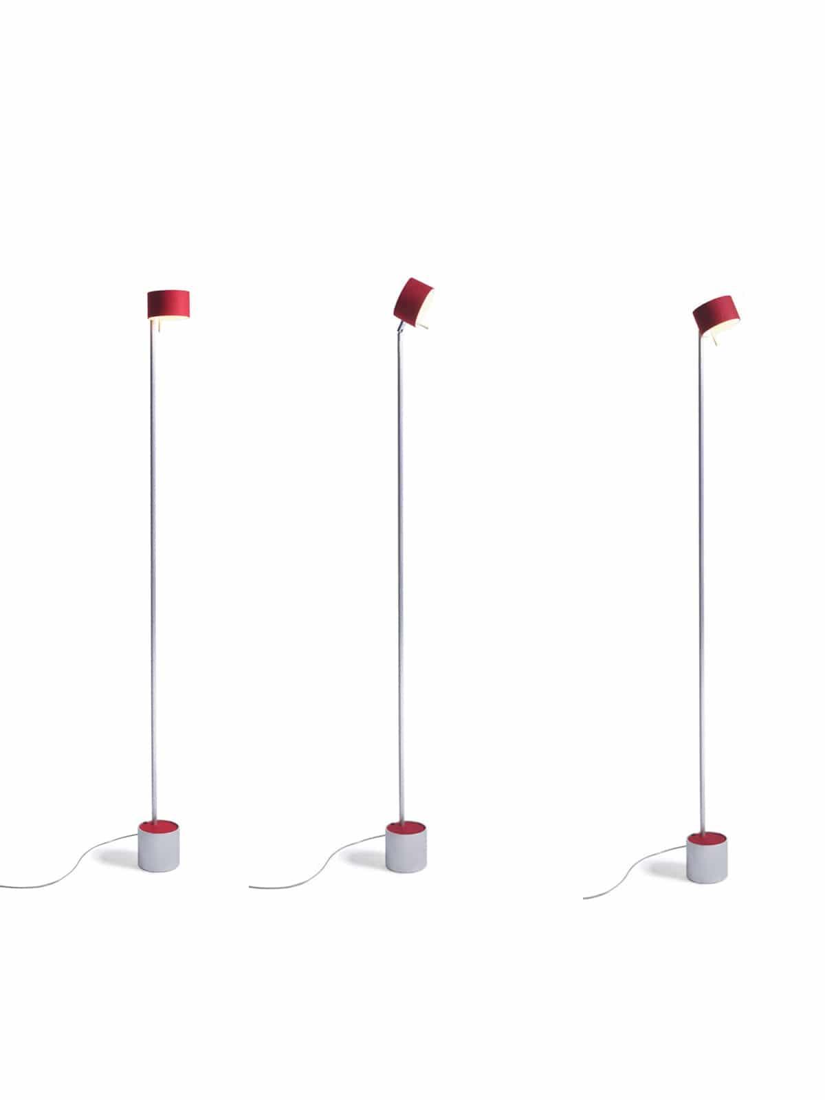 flexible LED Stehlampe Carla von Domus Onlineshop DesignOrt