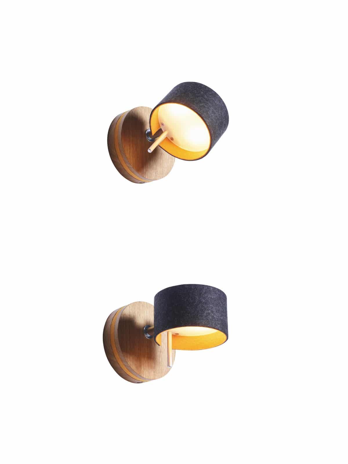 Domus Frits Wandleuchte LED Designort Onlineshop