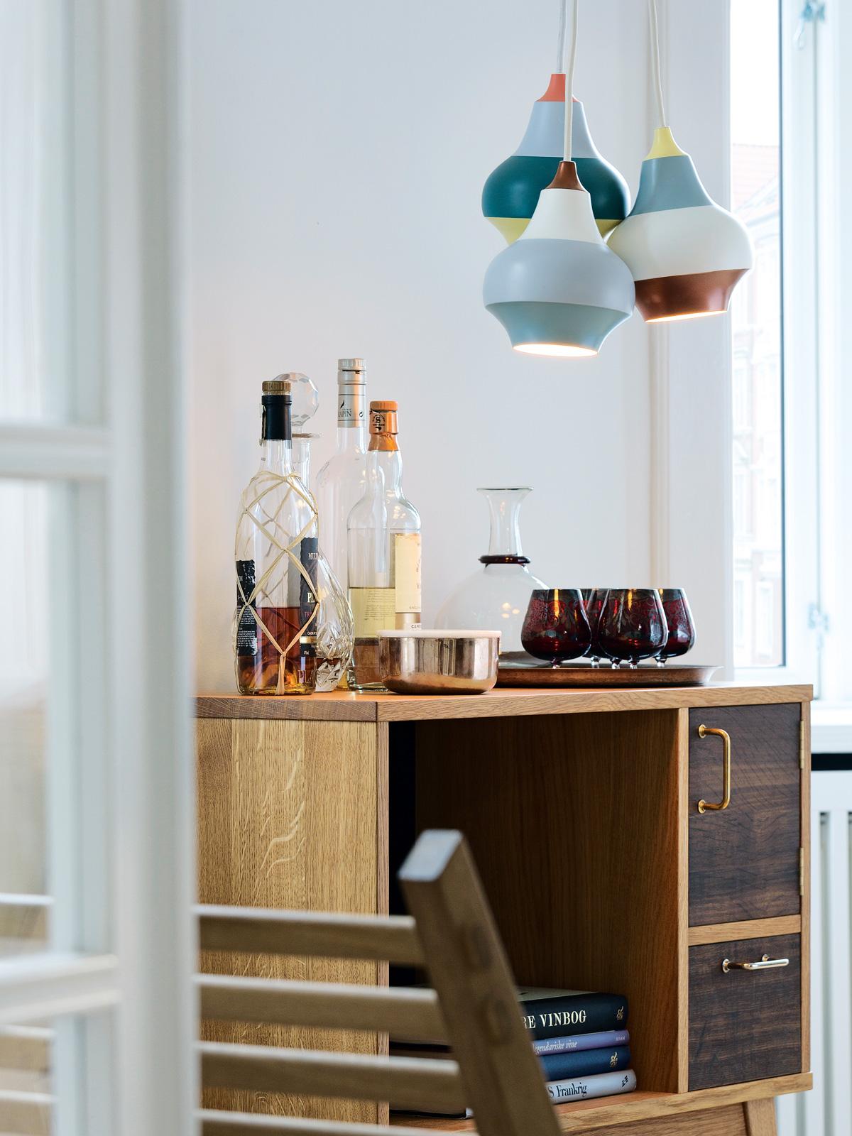 Cirque home bar Wohnzimmer DesignOrt
