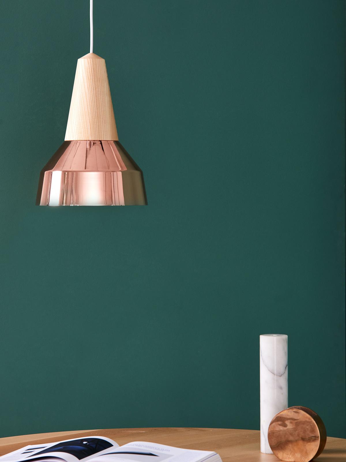 Schneid Eikon Ray in Kupfer DesignOrt Berlin