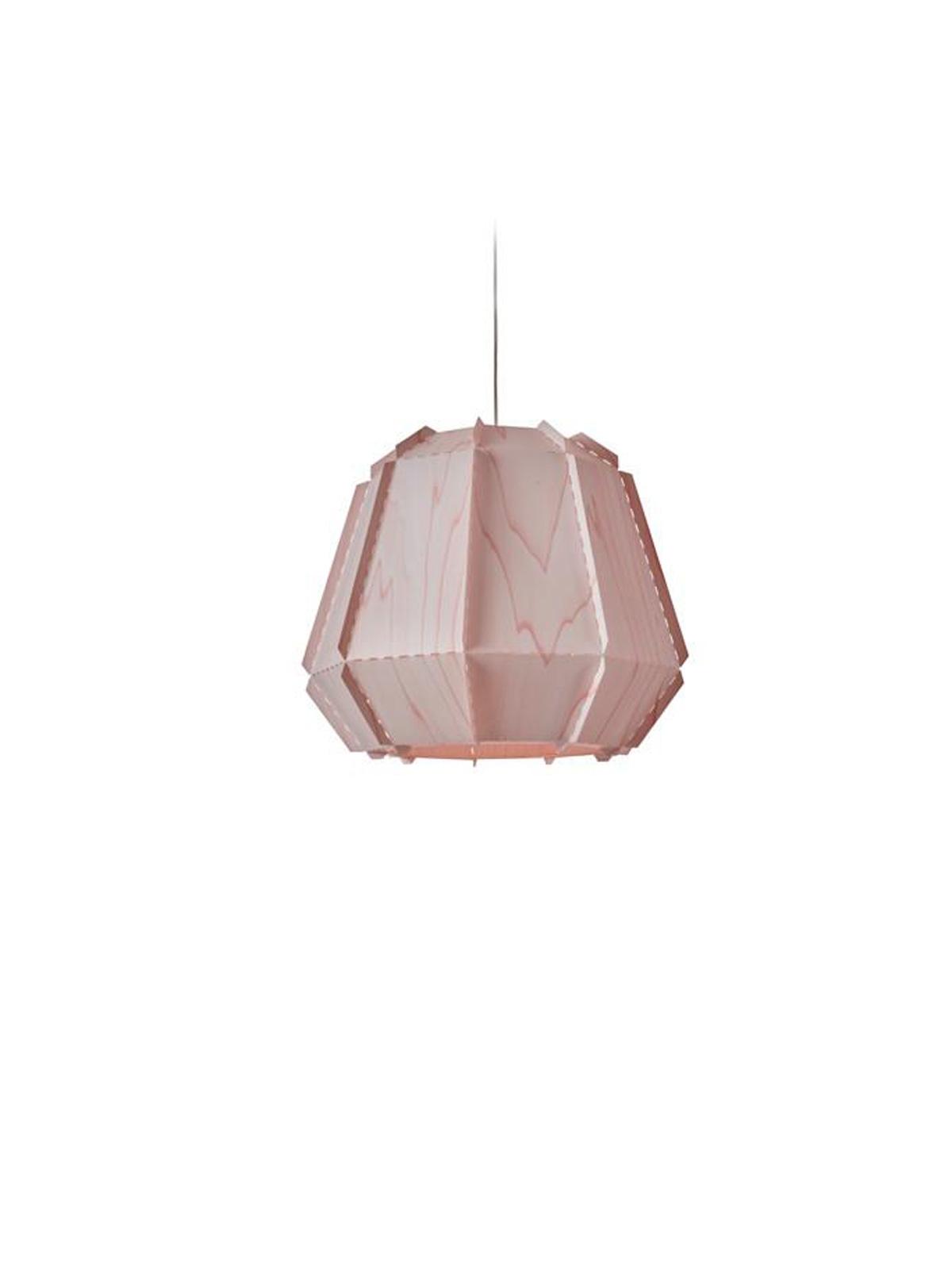 Designerleuchte Stitches Bamako pink bei DesignOrt Berlin