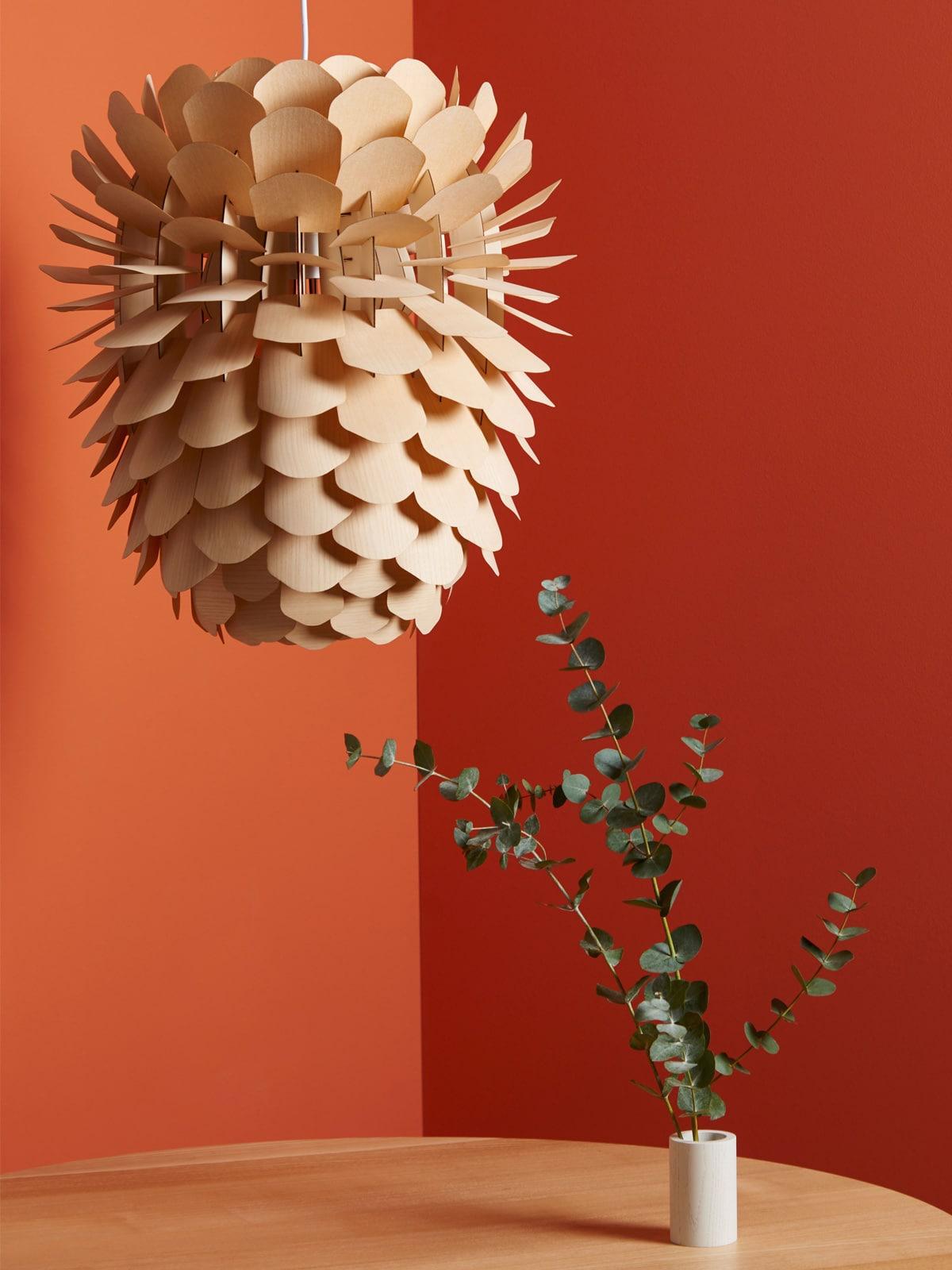 DesignOrt Blog: Große Pendelleuchten Schneid Zappy Big Pine