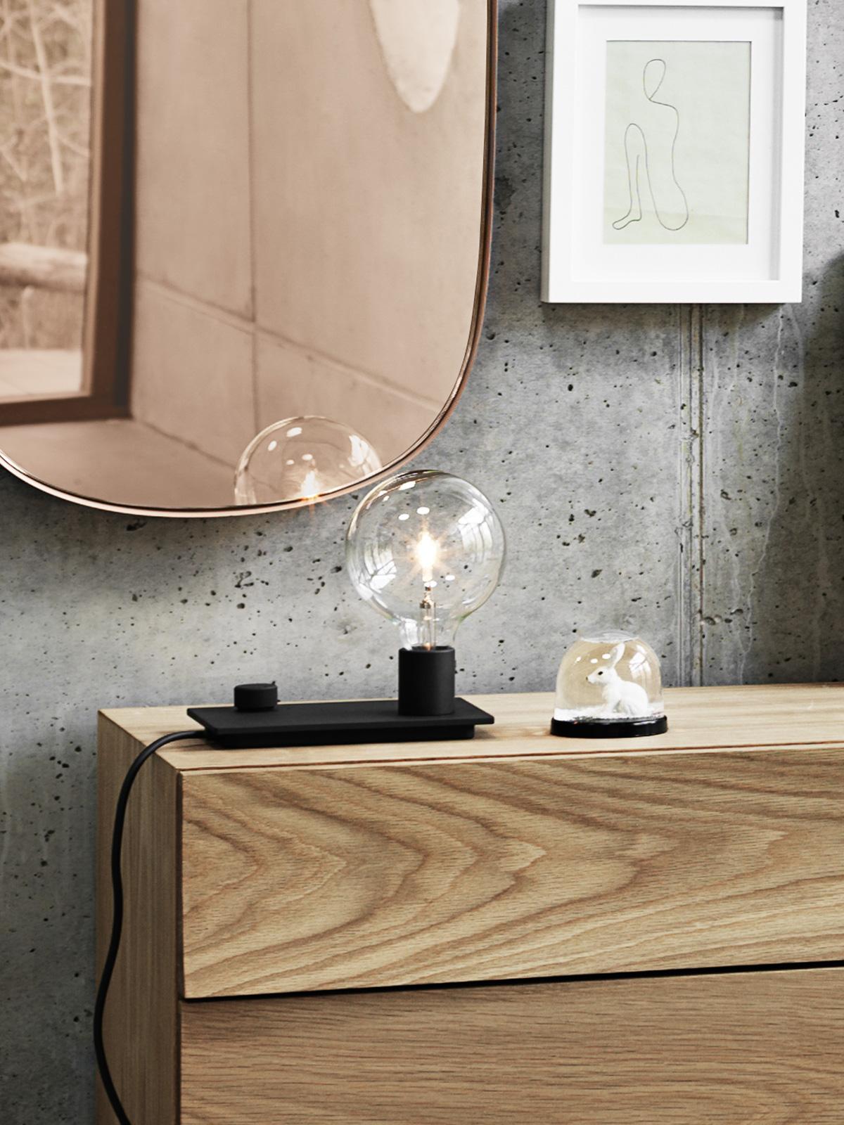 moderne Tischlampe Control, Lampen & Leuchten von Muuto DesignOrt Blog