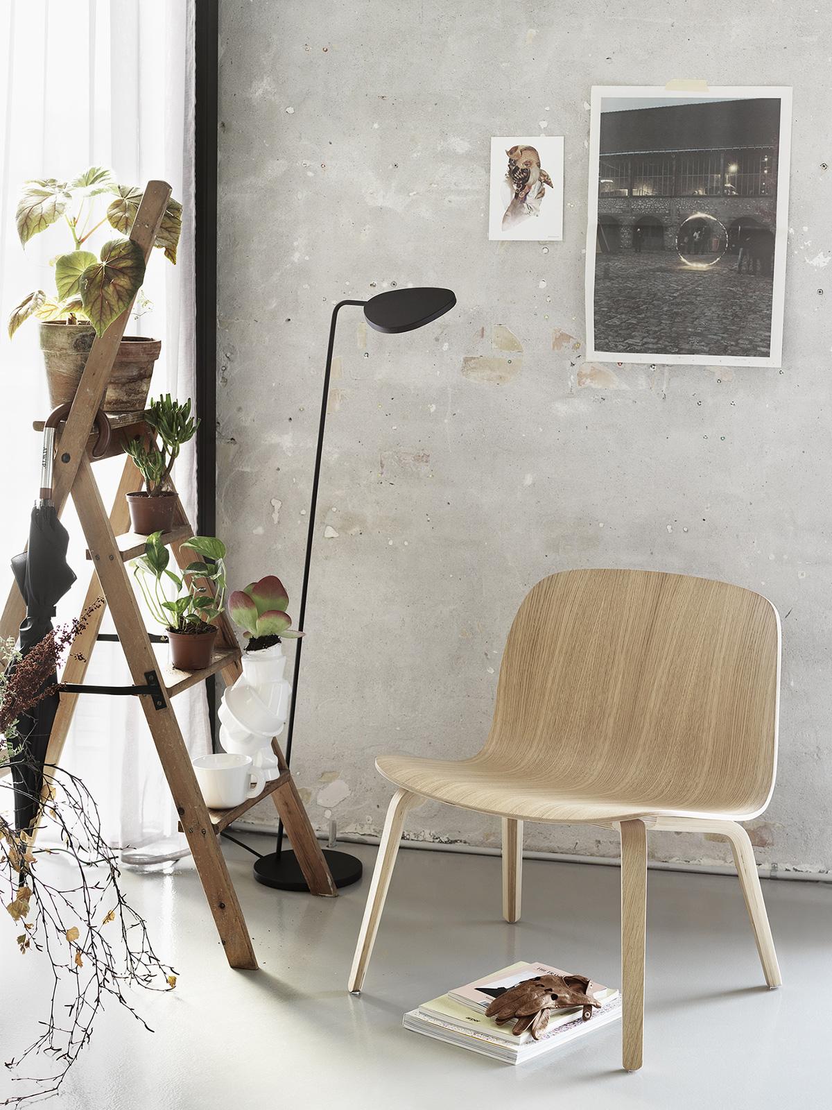 Stehleuchte Leaf Floor von Muuto bei DesignOrt Onlineshop