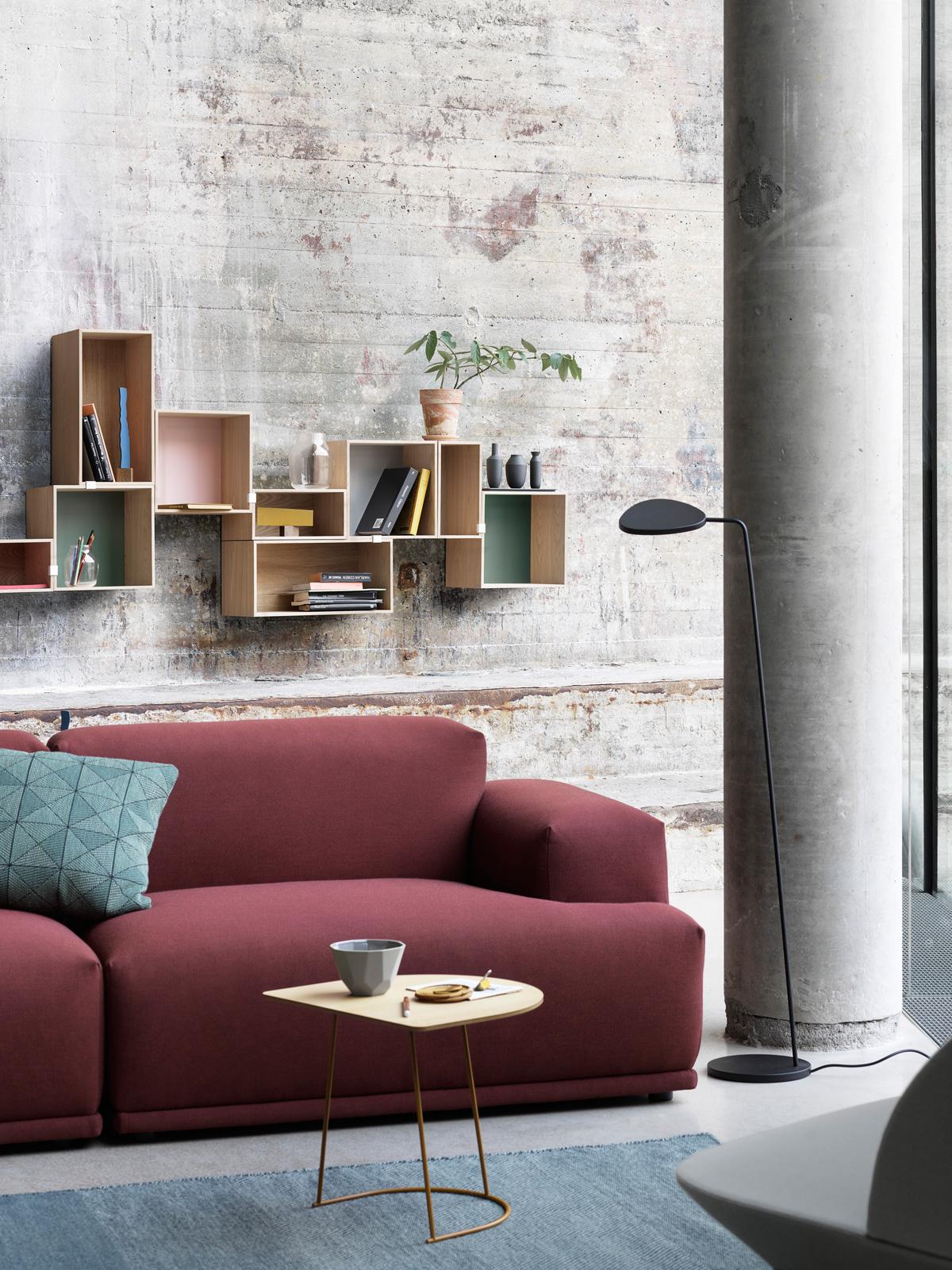 Stehlampe Leaf Floor von Muuto bei DesignOrt Berlin