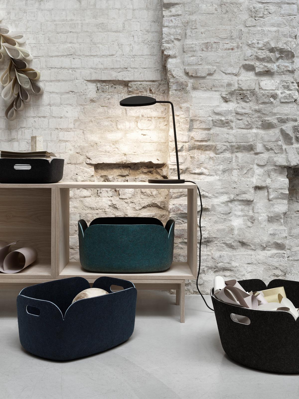 Tischleuchte Leaf von Muuto bei DesignOrt